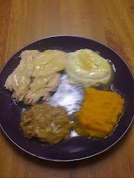 Thanksgiving Dinner-- Medifast Style