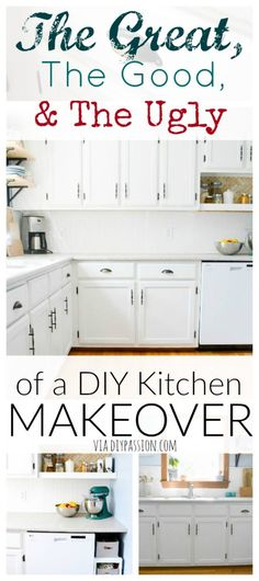 Our DIY Kitchen | One Year Later