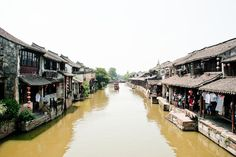 Wuzhen, China - Venice of the East.© Shijun Munns  2010