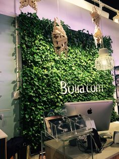 Seen @ Bolia store / Copenhagen Garden Cafe, Retail Design, Copenhagen, Commercial, Interior Design, Store, World, Plants, Inspiration