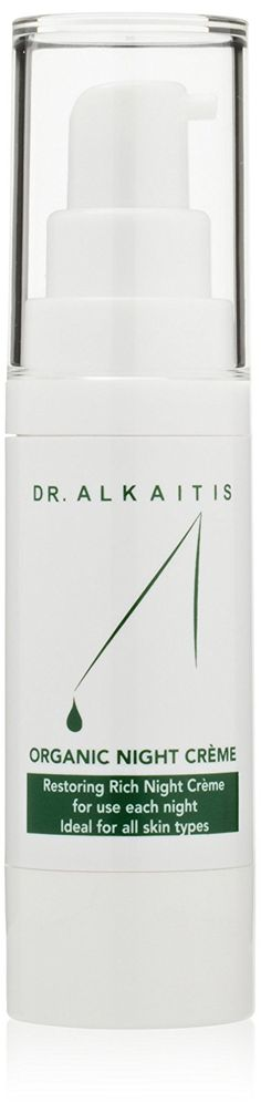 DR. ALKAITIS Organic Night Cr̬me, 1 fl. oz. -- This is an Amazon Affiliate link. More info could be found at the image url.