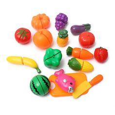Muchas formas de #Jugar con #Frutas
