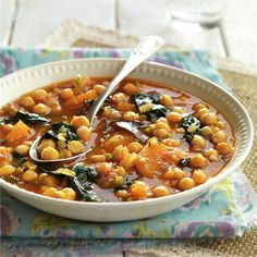 Raw Food Recipes, Vegetable Recipes, Soup Recipes, Cooking Recipes, Healthy Recipes, Recipies, Vegetarian Soup, Vegetarian Recipes, Easy Eat