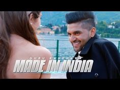 """Gulshan Kumar and T-Series present Bhushan Kumar's official music video of the song """"Made In India"""". Featuring Guru Randhawa & Elnaaz Norouzi, This latest song is composed, written & sung by Guru Randhawa. The video directed by DirectorGifty. All Lyrics, Song Lyrics, Mp3 Song, All Songs, Music Songs, Songs 2017, New Song Download, Bollywood Music Videos"""