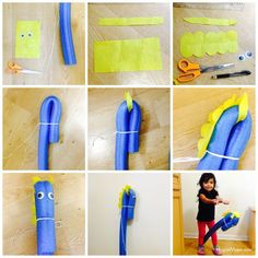 Kids Crafts, Hobbies And Crafts, Preschool Activities, Horse Party, Cowboy Party, Horse Birthday, Farm Birthday, Games For Kids, Diy For Kids