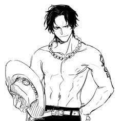 Portgas D. Ace    _One Piece