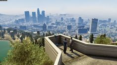 Rockstar distilled photographs and countless hours of video to create Los Santos, the LA lookalike in Grand Theft Auto V. Grand Theft Auto, Latest Video Games, Video Game News, Xbox 360, Playstation, City Sim, Game Gta V, Will Wright, New Gta