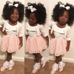 You've been featured on FBK! Cute Kids Fashion, Cute Outfits For Kids, Little Girl Fashion, Girly Outfits, Cute Hairstyles For Kids, Kid Swag, Toddler Girl Style, Baby Couture, Pretty Baby