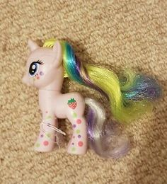 My Little Pony Aniversário Blossom 35th Novo Na Caixa