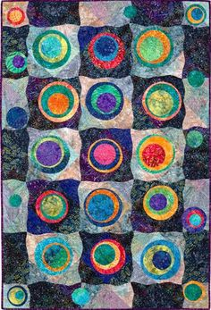 Dynamic Quilts with Easy Curves by Martingale/That Patchwork Place, via Flickr