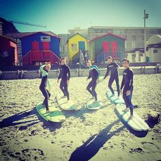 Muizenberg in Cape Town, morning surf, can't beat it. Places To Travel, Travel Destinations, Places To Visit, List Of Countries, Surfers, Happy People, Travel Couple, Cape Town, Travel Quotes