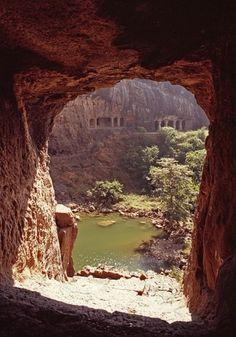 The Ellora caves