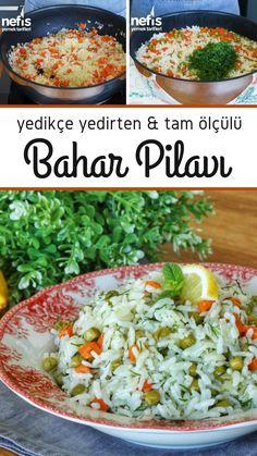 873 kişinin defteri… – Pilav tarifi – Las recetas más prácticas y fáciles Turkish Recipes, Ethnic Recipes, Wie Macht Man, Baked Potato, Food And Drink, Pasta, Snacks, Bff, Recipes With Rice