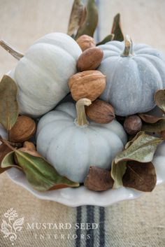 Love this DIY from @MissMustardSeed! Fall Home Hacks for Affordable, Seasonal Style #DIY #projects #Pumpkins #Fall