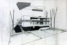Restoration of Craig Ellwood's Los Angeles Broughton House to be designed by Bohl Architects Craig Ellwood, Case Study Design, West Los Angeles, Modern Architects, Bel Air, Built Ins, Open House, Architecture Design, Baths