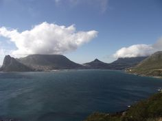 Chapman's Peak - Cape Town South Africa. Amazing scenery... Cape Town South Africa, Scenery, Places To Visit, Spaces, Mountains, Amazing, Nature, Travel, Voyage