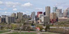 Edmonton – Province de l'Alberta Canada, San Francisco Skyline, Travel, Viajes, Trips, Traveling, Tourism, Vacations