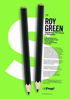Roy Green | #poster
