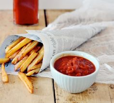 This flavorful homemade ketchup can't be beat.