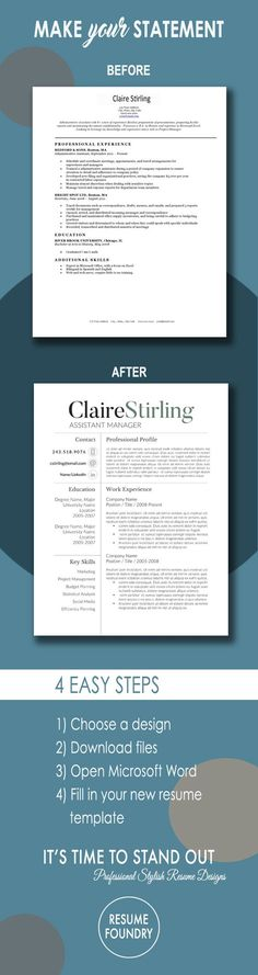 1902 best FREE RESUME SAMPLE images on Pinterest in 2018 | Free ...