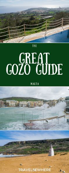 The Great Gozo Guide, Everywhere you Need to Know when visiting this serene island in Malta, via @travelsewhere