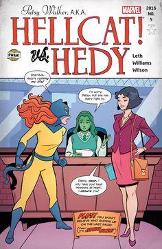 Patsy Walker, A. Issue - Read Patsy Walker, A. Issue comic online in high quality Marvel Comics, Dc Comics Women, Marvel Now, Fun Comics, Marvel Women, Romantic Comics, Defenders Marvel, Shield Maiden, Marvel Series