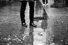 Soiree d exception @Comme un camion : blog mode homme #Street #paris #pluie #pantalon #menswear #BW