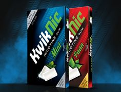 kwiknic chewing gum make your #Smokingcessation journey easy without any post withdrawal symptoms.