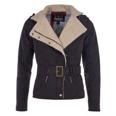 Barbour International Matlock Ladies Wax Jacket http://www.henmores.co.uk/barbour-international-matlock-ladies-wax-jacket-195b72