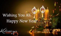 Team Katariya Jewels Wishes You All Happy New Year Now Shop Online at : http://buff.ly/1YDxaku
