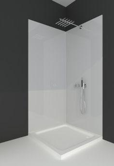 glazen achterwand douche insprirerend-wonen.be