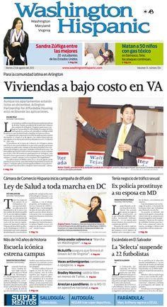 Edición impresa del 23 de agosto de 2013: http://washingtonhispanic.com/index.php?mod=historico=302