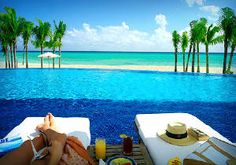 Royal Hideaway Playacar - another Virtuoso property in Mayan Rivieria, 15 minute walk from Playa del Carmen - all inclusive w/o buffet - contact me to arrange your travel www.lushlife.ca