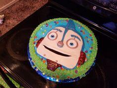 Rodney Copperbottom Cake