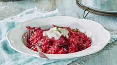 Grubs, Risotto, Meat, Cooking, Food, Mascarpone, Kitchen, Essen, Meals