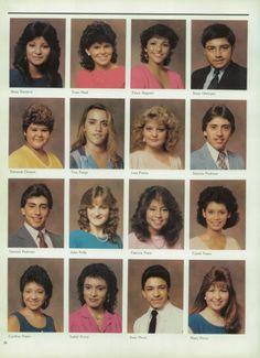 1985 Santa Fe High School Yearbook Via Classmates Pictures
