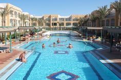 Bel Air Azur is an intimate beach hotel located only 3km from Hurghada's city center it offers a soothing and laid back vacation experience through the gentle attentiveness of the staff and their dedication to respond to your needs around the clock.