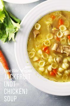 Vegan Bowl Recipes, Vegan Recipes Beginner, Vegan Soups, Vegan Dinner Recipes, Delicious Vegan Recipes, Vegan Dinners, Whole Food Recipes, Healthy Recipes, Vegan Junk Food