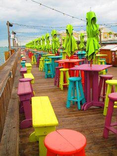 Been-Sunset pier Key West Key West Florida, Florida Keys, South Florida, South Carolina, Florida Travel, Travel Trip, Beach Bars, Sunshine State, Vacation Spots