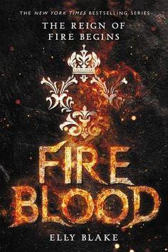 Fireblood by Elly Blake is on fire