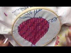 181.- Bordado Fantasia betabel - YouTube