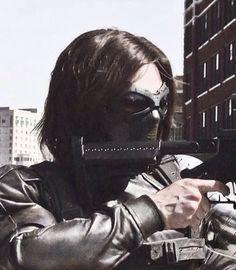 The Winter Soldier/ Bucky Barnes