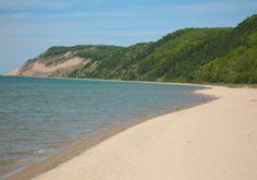 Sleeping Dunes National Lakeshore