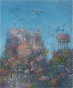 Hans Christian Andersen. The Little Mermaid. Illustrator Christian Birmingham.