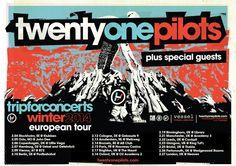 NEWS: Twenty One Pilots announce first ever UK headline tour for February 2014! | DEAD PRESS! | Alternative music news, reviews, interviews ...