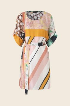 889f1c99792 Stine Goya Karina Dress Dress 1426 Collage Colours Designer Kjoler, Tunika,  Nederdele
