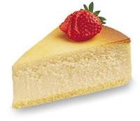 The Original Guilt-Free NY Style Plain Cheesecake - No Sugar Added, Gluten-Free, Low in Calories, Big on Taste *Kosher*