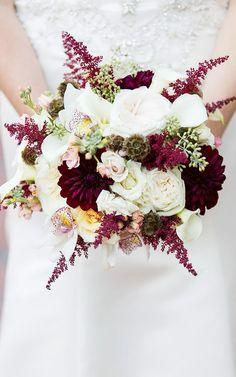 12 Stunning Wedding Bouquets That Went Viral on Pinterest