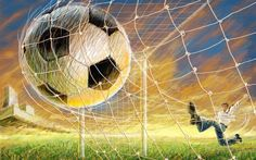 Soccer Goal Wallpaper Images #tGg