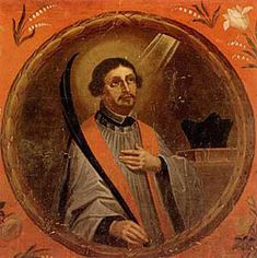 Image of St. Felix of Nola feast day 14th January.